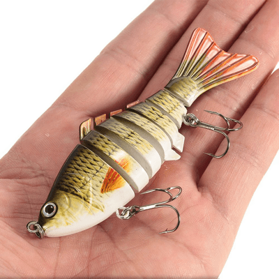Swimbaits for bass fishing