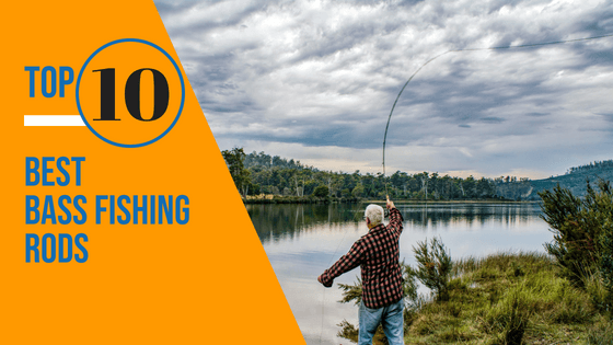 Top 10 Best Bass Fishing Rods
