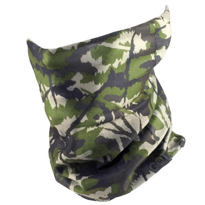 GOT Sports Fishing Neck Gaiter Camo Headwear