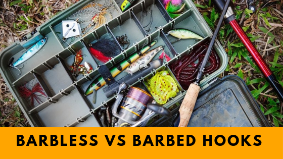 Comparison of Barbless and Barbed Hooks
