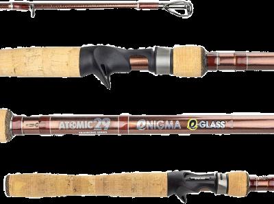 Enigma 9 series crankbait rods